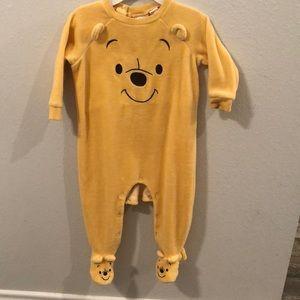 Adorable H&M Disney Pooh jumpsuit